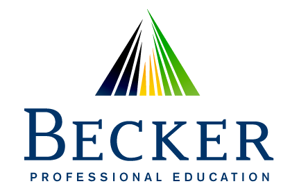 Becker Professional Education logo