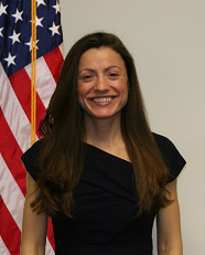 Marisa Schmader, Deputy Assistant Commissioner, U.S. Department of the Treasury