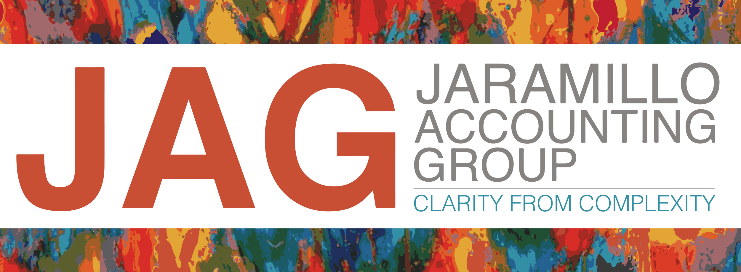 Jaramillo Accounting Group (JAG) Logo